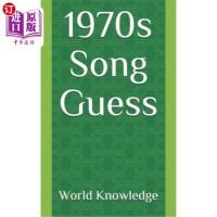 【中商海外直订】1970s Song Guess