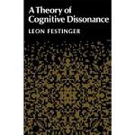 【中商原版】费斯汀格:认知失调理论 英文原版 A theory of cognitive dissonance