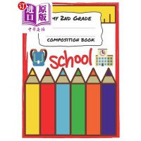【中商海外直订】My 2nd Grade Composition Book: Notebook Journal Com