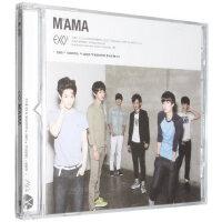 【正品】EXO-K专辑 mama Mini Album迷你专辑 CD 签名小片 写真