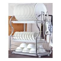 碗架收纳架厨房置物架碗柜餐具晾放碗盘架子洗碗池水槽碗筷沥水架厨房置物架厨房配件