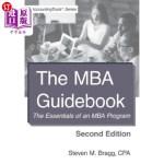 【中商海外直订】The MBA Guidebook: Second Edition: The Essentials o