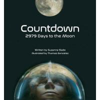 【预订】Countdown: 2979 Days to the Moon