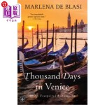 【中商海外直订】A Thousand Days in Venice: An Unexpected Romance