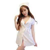 性感制服情趣内衣sm女护士服夜店装激情套装式诱惑 均码