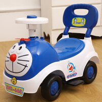 儿童扭扭车四轮滑行车带音乐1-3岁溜溜车男女宝宝玩具车小孩童车