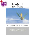 【中商海外直订】Leanft in Java: Beginner's Guide