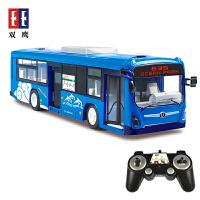 可开门灯光男孩玩具遥控车玩具儿童玩具车遥控巴士公交车模型