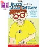 【中商海外直订】Buzzy and the Little Critters: A Curious Tale of a