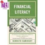 【中商海外直订】Financial Literacy: Introduction to the Mathematics