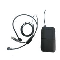舒尔 BLX14R/PG31 无线头戴话筒(固定安装版)