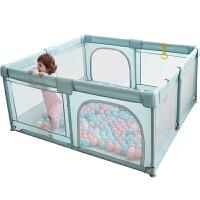 宝宝游戏围栏婴儿爬行垫软家用儿童安全爬爬垫栅栏