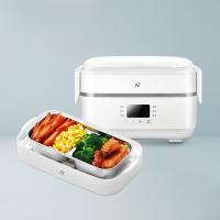 【再叠9折礼券】网易严选 上班族日式蒸煮饭盒