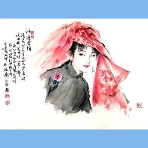 河北省美术家协会会员,师从李可染弟子李松林,大型动画片西游记,海尔兄弟原画设计刘永超(鸿运当头)