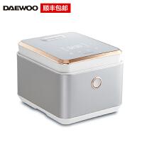 �n��大宇(DAEWOO)��煲��� 4L 家用IH�磁加�A灶精�F�饶� FB01 白色
