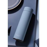 智能保温杯便携男女士学生风杯子简约可爱磨砂创意茶水杯