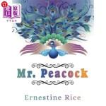 【中商海外直订】Mr. Peacock