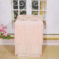 田园保险柜罩套定做布艺保险箱罩子空气净化器尘罩家用电器