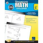 【预订】Singapore Math Challenge, Grades 4 - 6