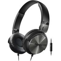 Philips/飞利浦 SHL3165 重低音头戴式耳机麦克风游戏电脑耳麦 专业音乐监听耳机