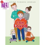 【中商海外直订】I Am Loved
