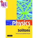 【中商海外直订】Physics of Solitons
