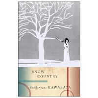 Snow Country,雪国 Yasunari Kawabata川端康成作品 英文原版小说