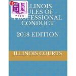 【中商海外直订】Illinois Rules of Professional Conduct 2018 Edition