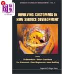 【中商海外直订】Involving Customers in New Service Development
