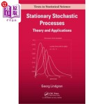 【中商海外直订】Stationary Stochastic Processes: Theory and Applica
