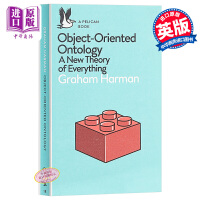 【中商原版】格雷厄姆・哈曼:面向对象本体论 英文原版 Object-Oriented Ontology 哲学 Grah