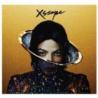 正版 迈克尔杰克逊专辑 逃脱Xscape 豪华版CD DVD 文件夹 海报