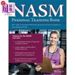 【中商海外直订】Nasm Personal Training Book 2019-2020: 3 Full-Lengt