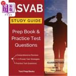【中商海外直订】ASVAB Study Guide: Prep Book & Practice Test Questi