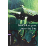 Oxford Bookworms Library: Level 4: 20,000 Leagues Under The