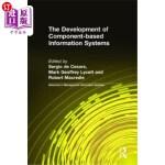 【中商海外直订】The Development of Component-Based Information Syst