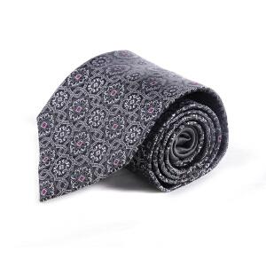 雅戈尔领带男正装商务职业真丝专柜正品YA72432-335