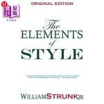 【中商海外直订】The Elements of Style