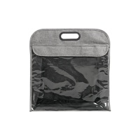 透明手提包包收纳防尘袋防潮袋可悬挂式衣橱挂袋整理储物袋