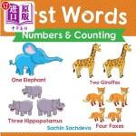 【中商海外直订】First Words (Numbers