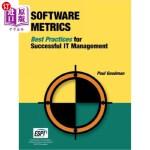 【中商海外直订】Software Metrics: Best Practices for Successful It