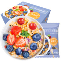 【包�]】即食燕��片1478g 粗�Z谷物即食免煮早餐原味燕��片�_�品�p肥低卡�腹感