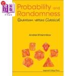 【中商海外直订】Probability and Randomness: Quantum versus Classica
