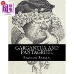 【中商海外直订】Gargantua and Pantagruel