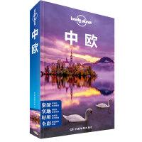LP中欧-孤独星球Lonely Planet旅行指南系列-中欧(第二版)
