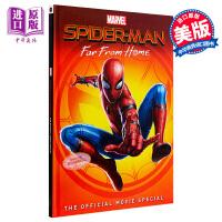 【中商原版】蜘蛛侠:英雄远征 官方电影导览 英文原版 Spider-Man: Far From Home The Of