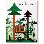 【预订】Tree Houses / Baumhauser / Maisons dans les arbres 9783