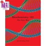 【中商海外直订】Biochemistry 101 - The Easy Way