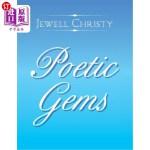 【中商海外直订】Poetic Gems