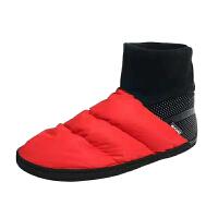 小驴快跑DAVS YRX-31暖暖羽绒鞋 男女轻便保暖鞋防寒鞋
